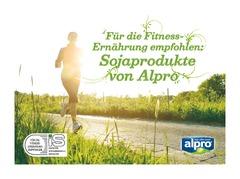 Alpro-Fitness-Broschüre