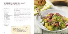 Kartoffel-Kabanos-Salat