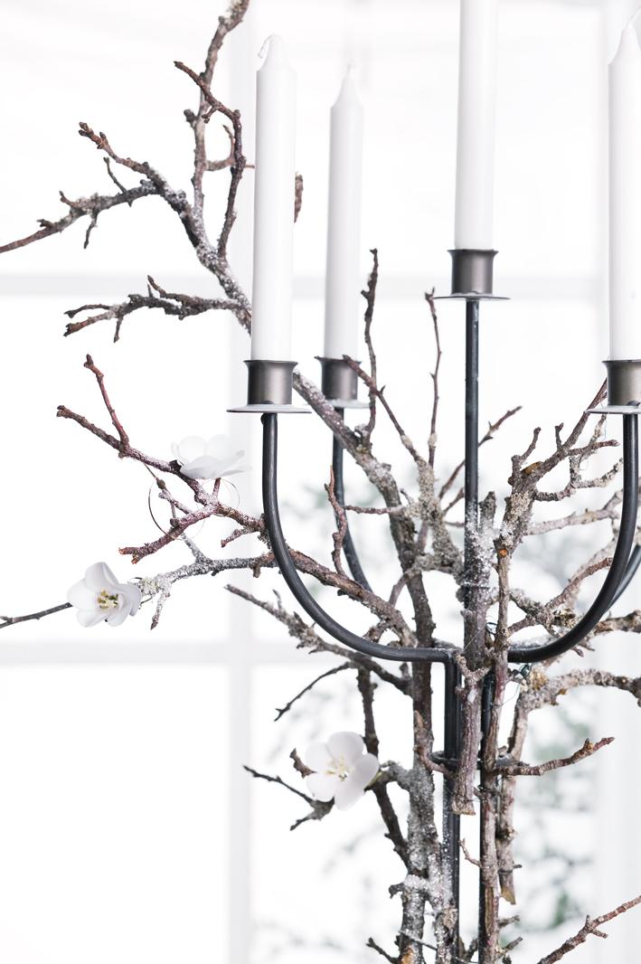 candle holder iron 1 st ck nordic living as jahreszeitliche dekoration nicht elektrisch. Black Bedroom Furniture Sets. Home Design Ideas