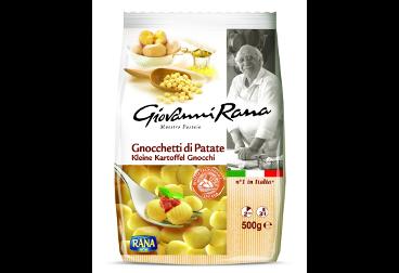 Kleine Kartoffelgnocchi (500 Gramm) Giovanni Rana Deutschland GmbH ...