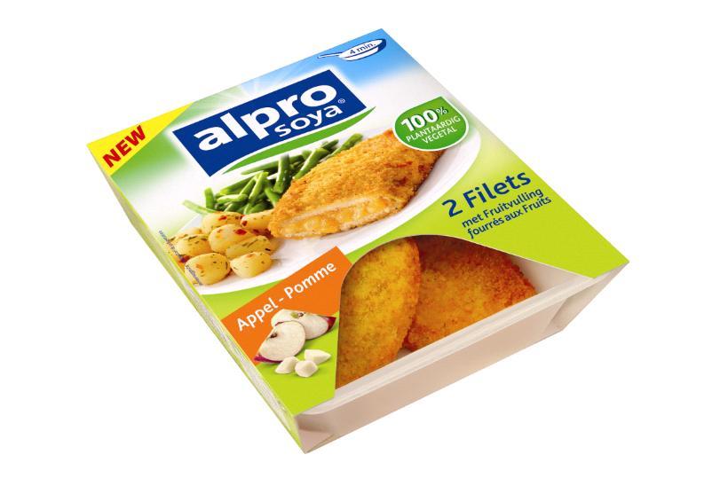 Alpro soya fruitfilet appel 1 piece alpro soya nl for Alpro soya cuisine