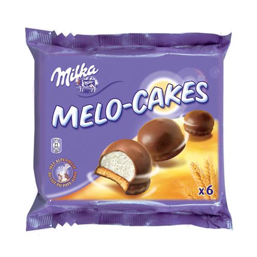 Milka Melo Cakes 12 Pièces Denany Produktentwicklungs Und