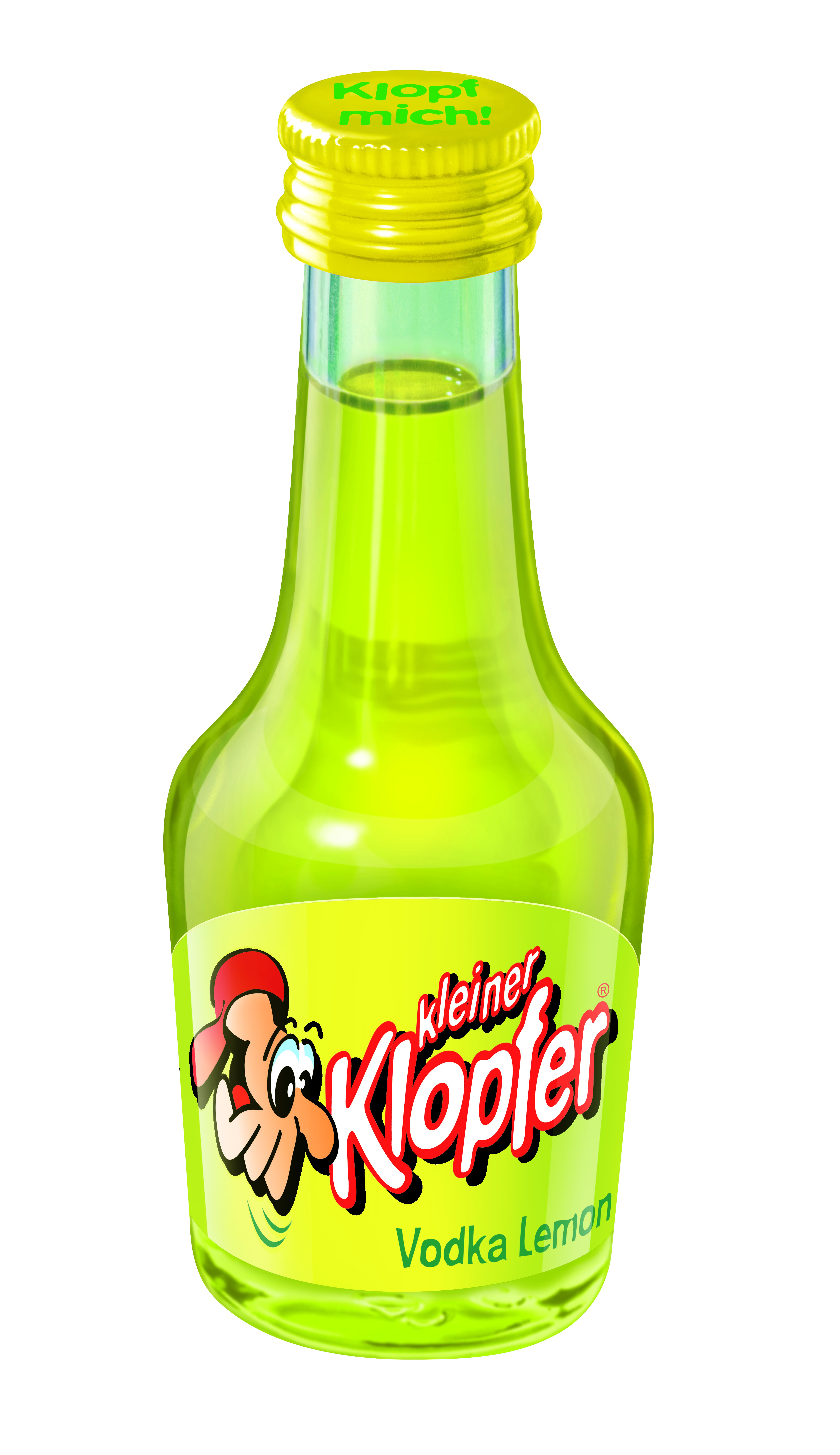 Kleiner Klopfer Vodka Lemon (20 Milliliter) CONCEPT ...
