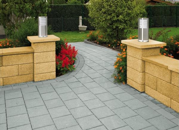 Bellamur hohlmauer gelb sand gala lusit betonsteinwerke gmbh landschafts und gartengestaltung - Gartengestaltung braunschweig ...