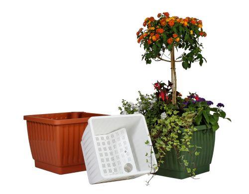 Technoplant Aqua-Top, 35l, 8 l Wasserspeicher, 45*45*34 inkl ...