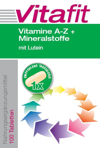vitafit nahrungsergänzung