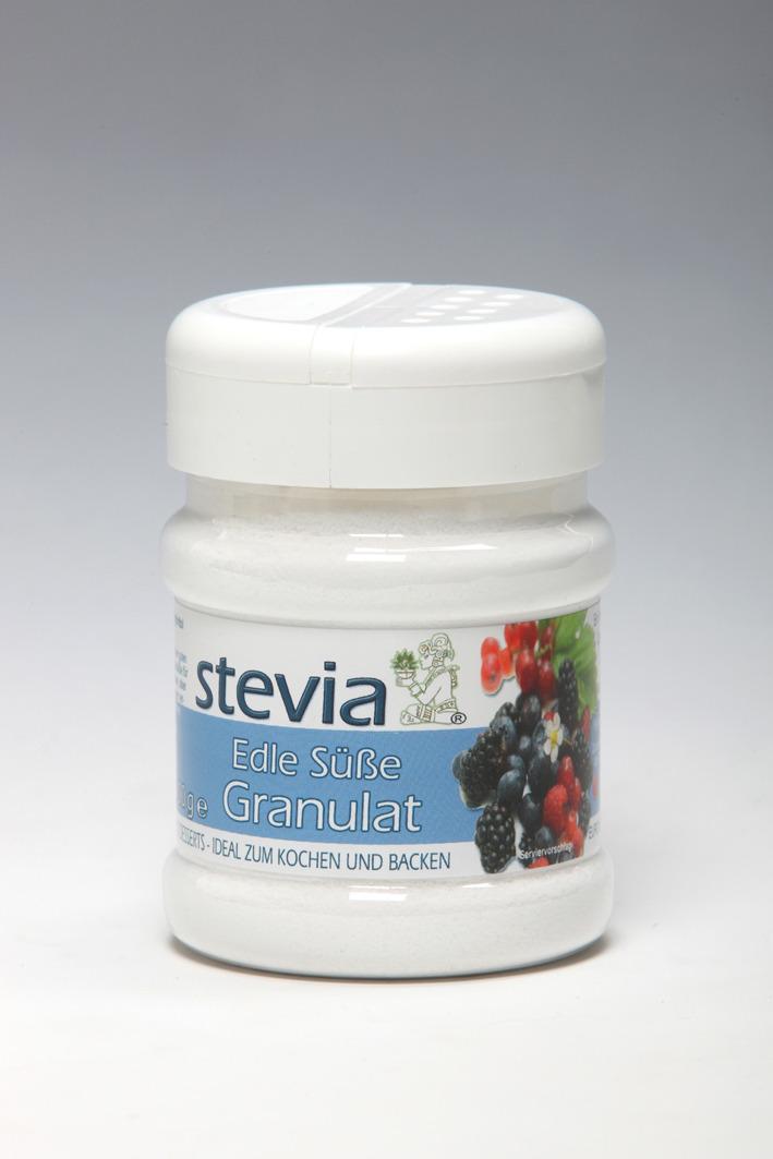 stevia granulat mit 10 facher s kraft 150 gramm eurovera ltd co kg zucker zuckerersatz. Black Bedroom Furniture Sets. Home Design Ideas