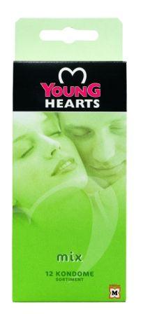 young hearts mix 12st ck 12 st ck young hearts c o m ller ltd co kg pr servative. Black Bedroom Furniture Sets. Home Design Ideas
