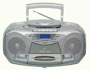design radiorecorder mit cd mp3 4 st ck elta gmbh heim audio ger te foto audio video audio. Black Bedroom Furniture Sets. Home Design Ideas
