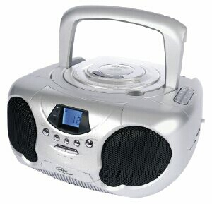 design radio mit cd mp3 wma player 4 st ck elta gmbh heim audio ger te foto audio video. Black Bedroom Furniture Sets. Home Design Ideas