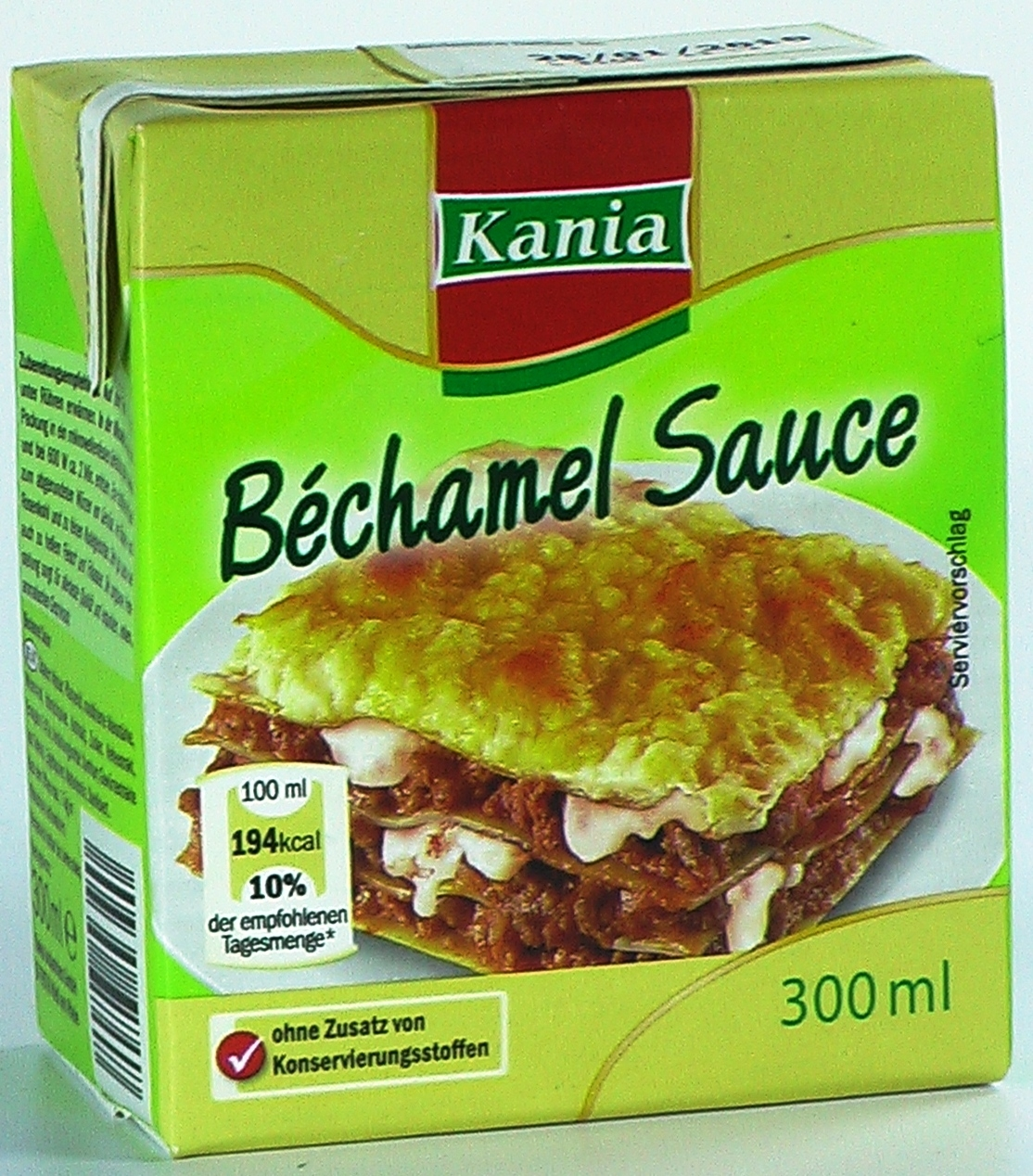 Feinkost Bechamel Sauce 300 Milliliters M Industrie Deutschland Gmbh Sauces Cooking Perishable Food Beverage Tobacco Seasonings Preservatives Extracts Sauces Spreads Dips Condiments Mynetfair
