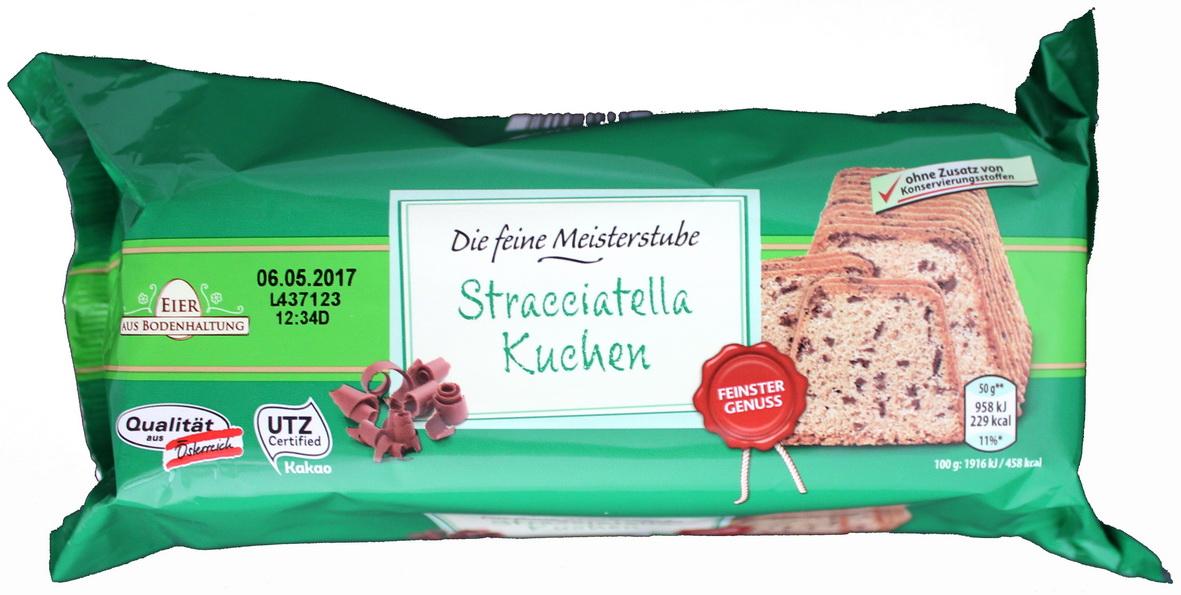 Stracciatellakuchen 400 Gramm Hofer Oesterreich Mynetfair