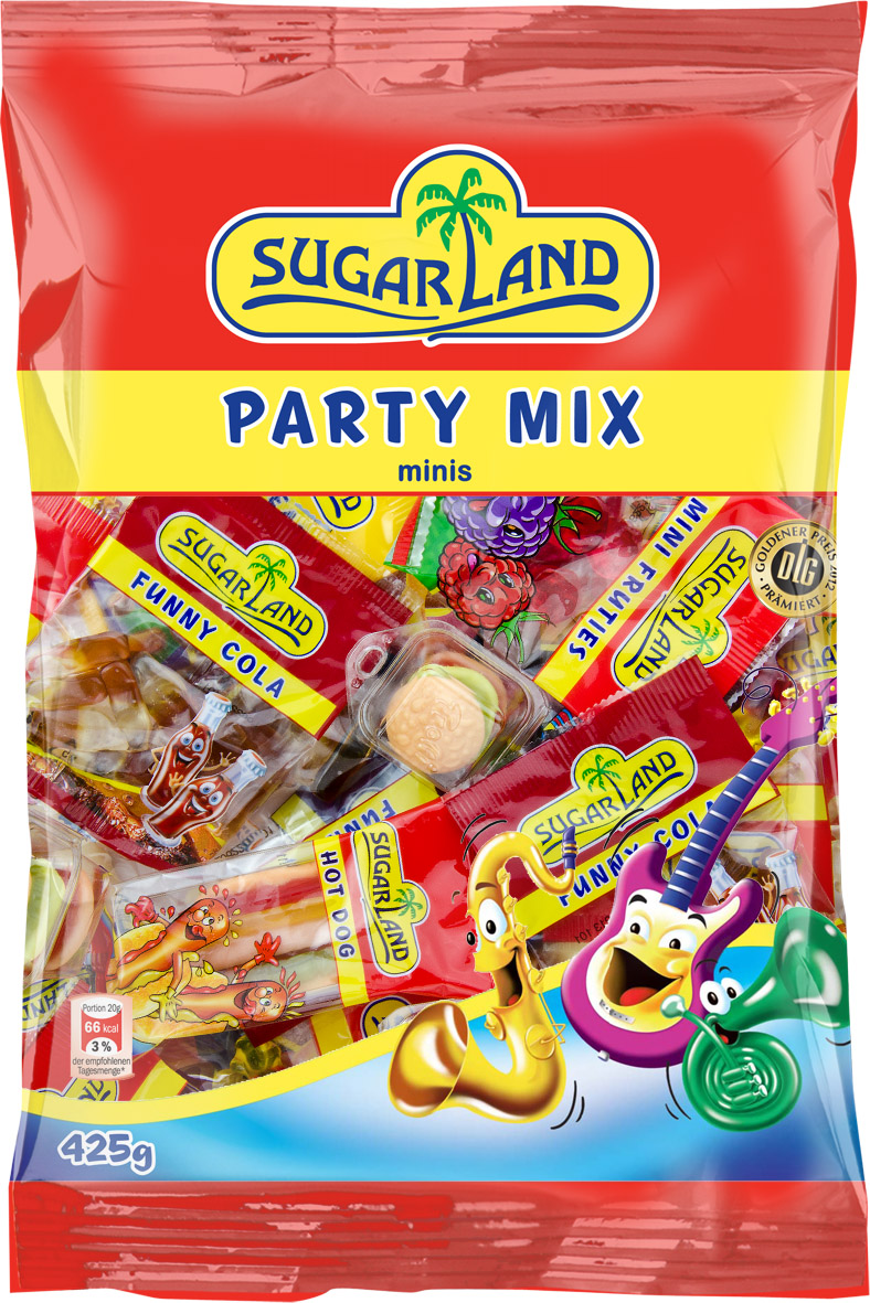 Party Snack Food List