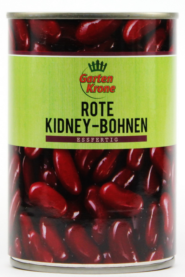 rote kidneybohnen 410 gramm hofer oesterreich mynetfair. Black Bedroom Furniture Sets. Home Design Ideas