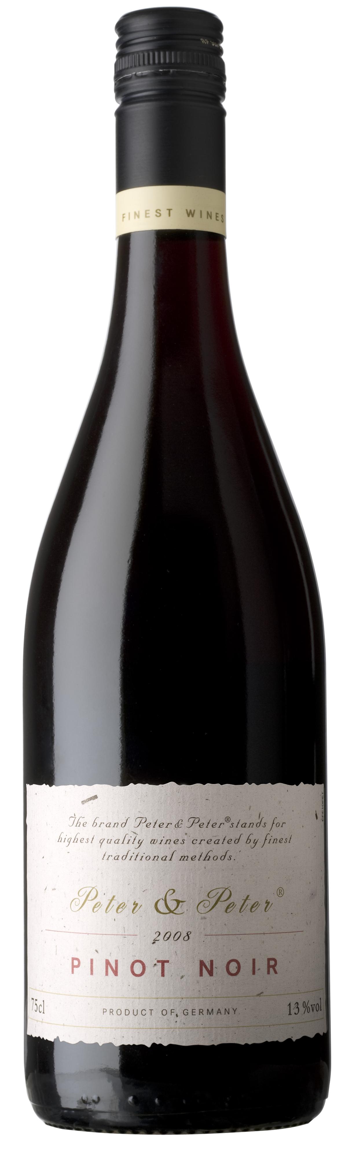 p amp p pinot noir qba trocken 0 75l 0 75 liters zimmermann