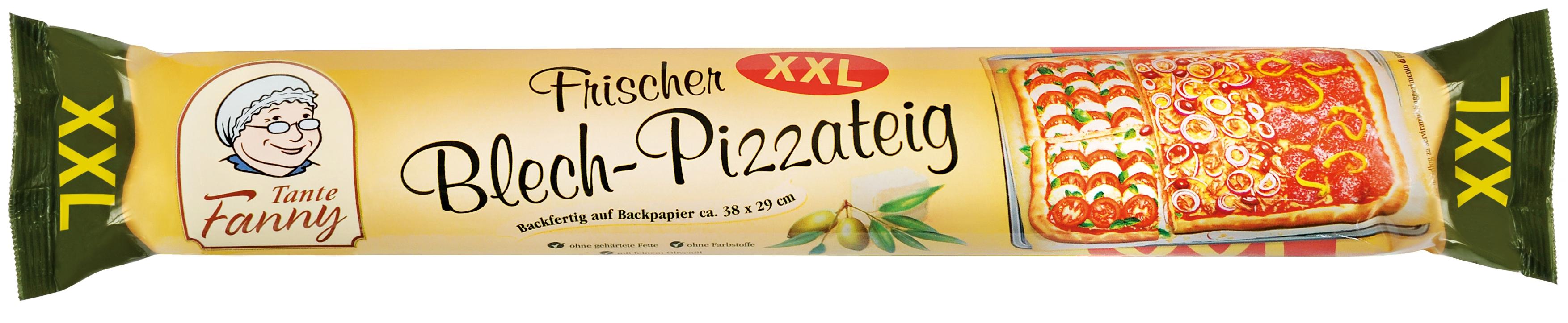 Tantefanny Pizzateig Xxl Butoni