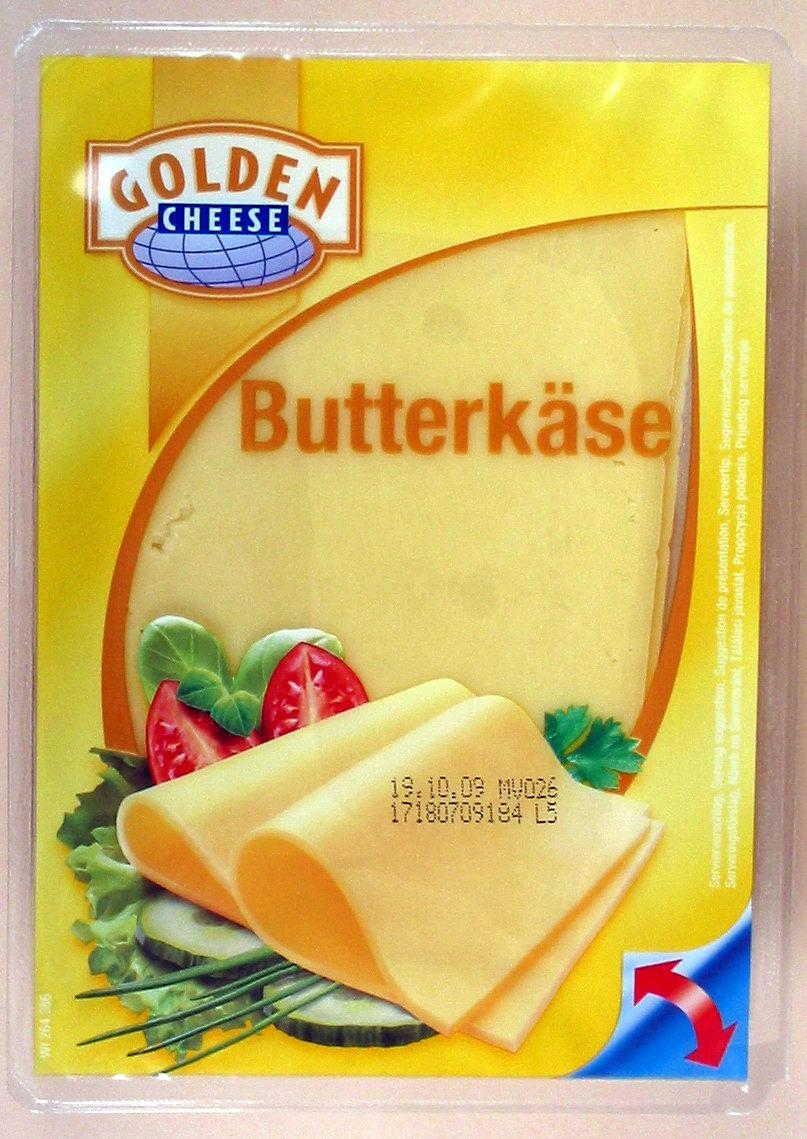 Butterkäse in Scheiben, 45% (400 Gramm) · ALDI Nord · Deutschland ...