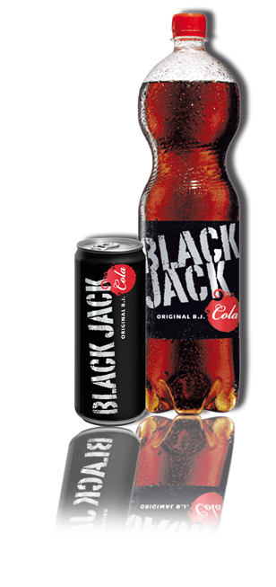 Black Jack Cola (1,5 Liter) Radlberger Getränke GmbH & Co
