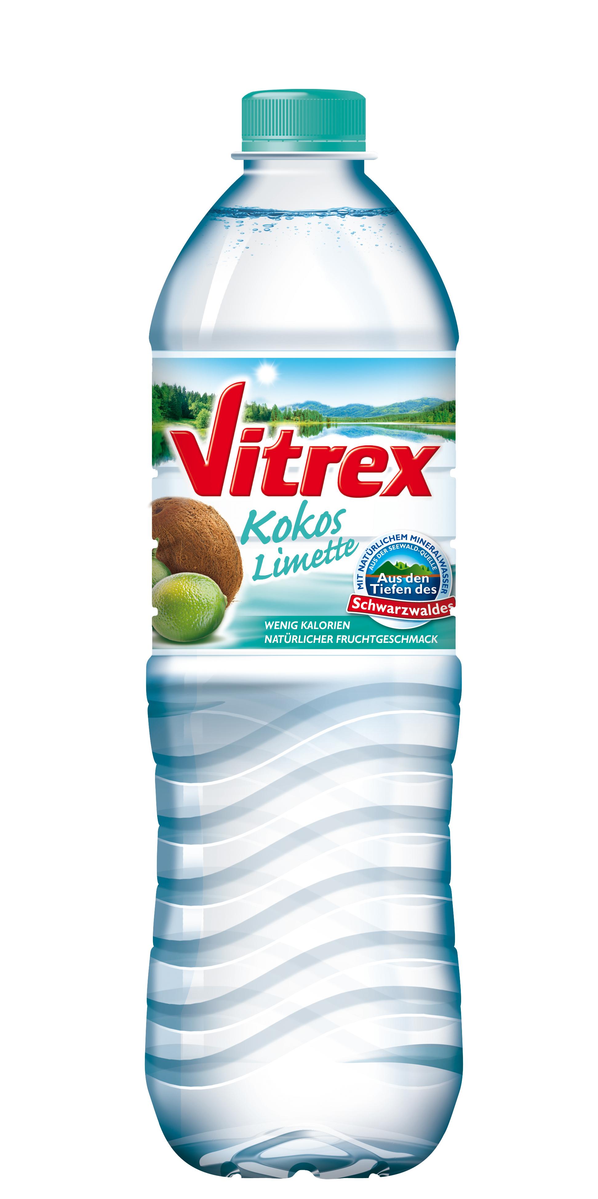 Vitrex Kokos-Limette 1,5 l (2 Stück) Schwarzwald-Sprudel GmbH ...