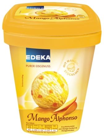 eisgenuss mango alphonso edeka zentrale ag co kg speiseeis gefroren lebensmittel getr nke. Black Bedroom Furniture Sets. Home Design Ideas