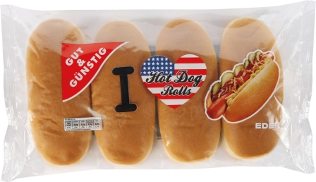 hot dog br tchen 62 5 gramm euco gmbh brot frisch. Black Bedroom Furniture Sets. Home Design Ideas