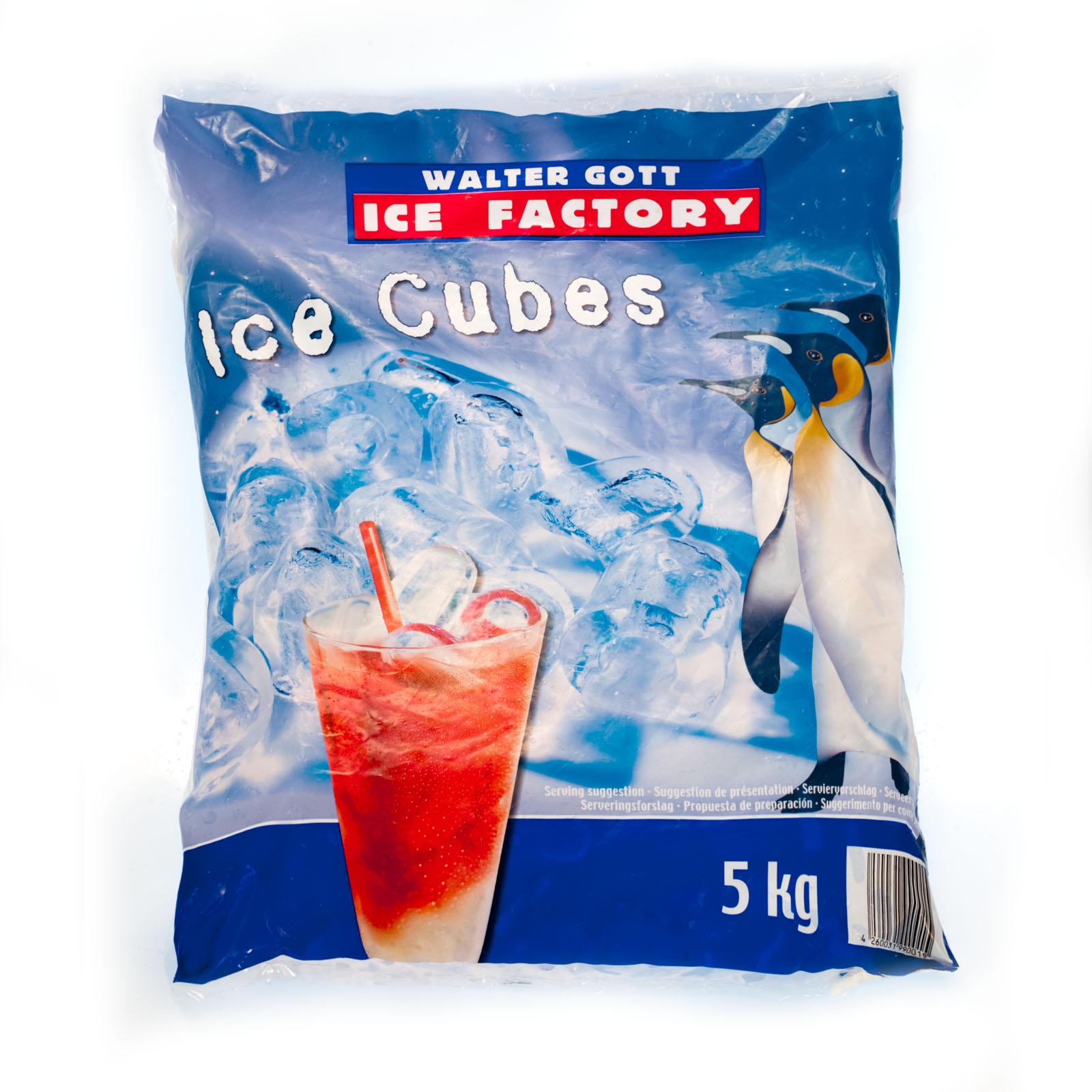 Ice Cubes 5kg (2 x 5000 Gramm) · Kaufland · Deutschland · mynetfair