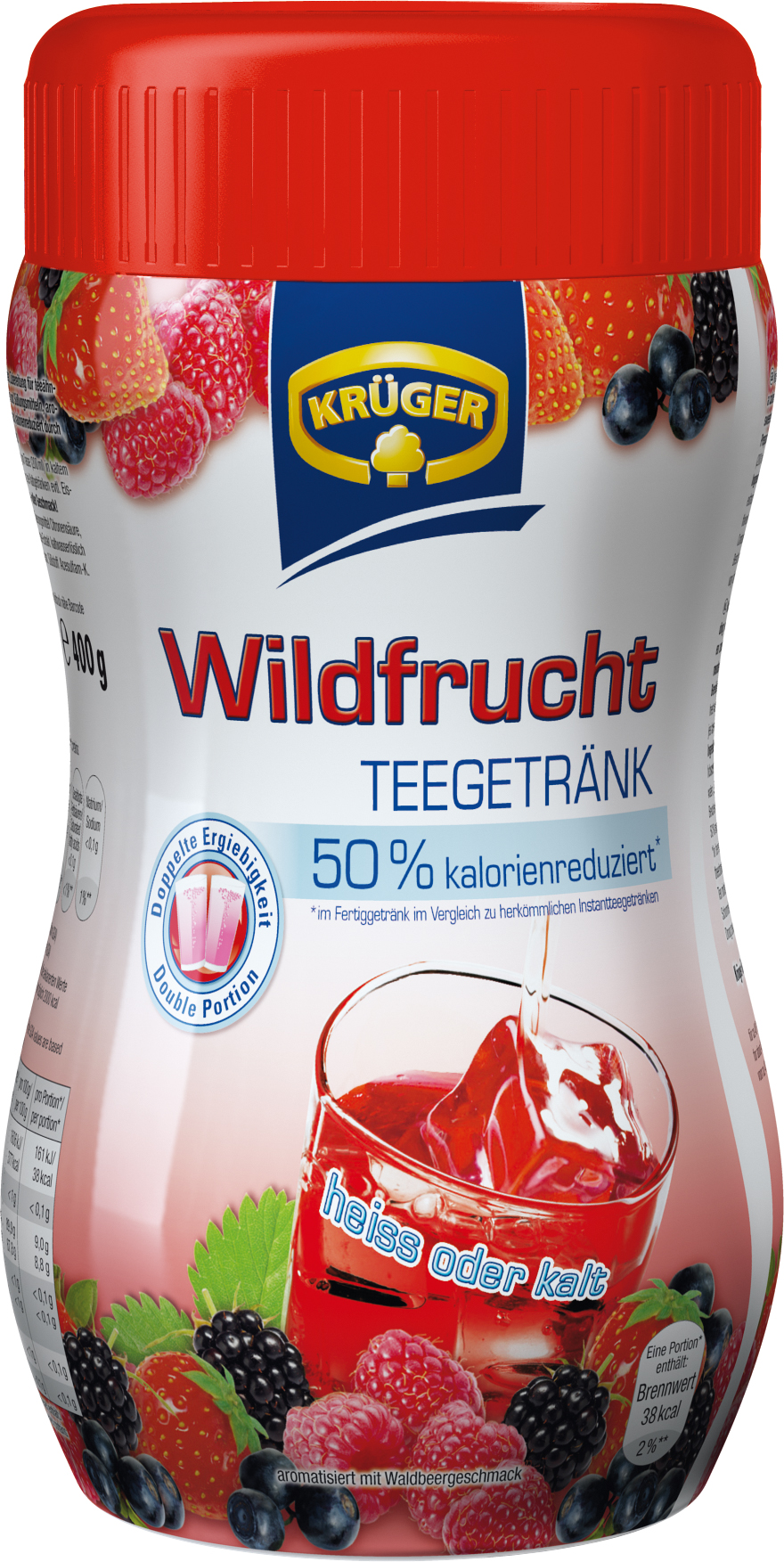 Wildfrucht Teegetr 228 Nk 400 Grams Kr 252 Ger Gmbh Amp Co Kg