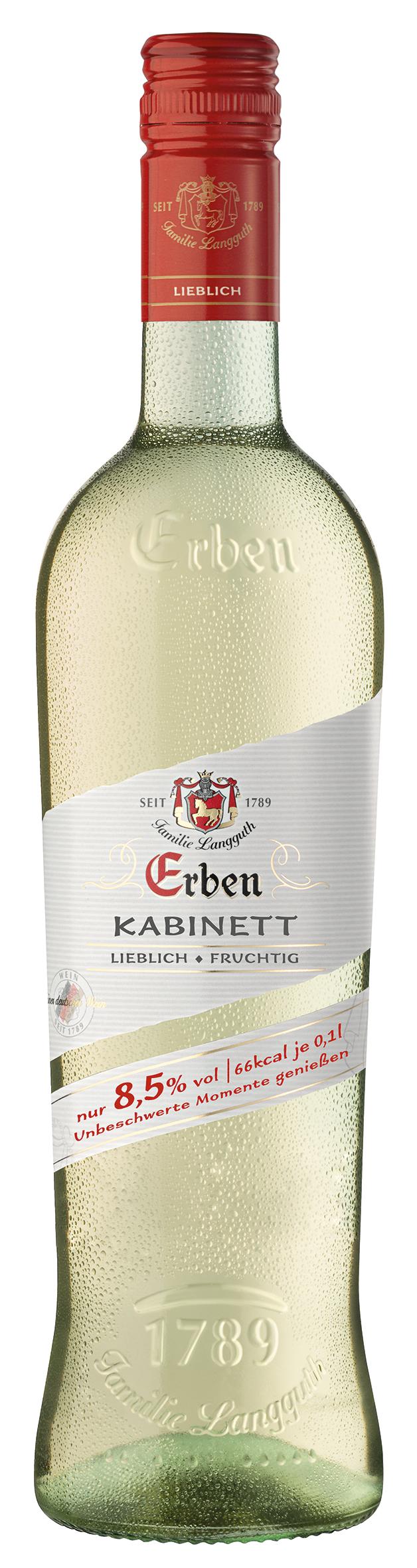 Erben Kabinett Prädikatswein Rheinhessen 12,12 l 12,12 Liter Franz ...