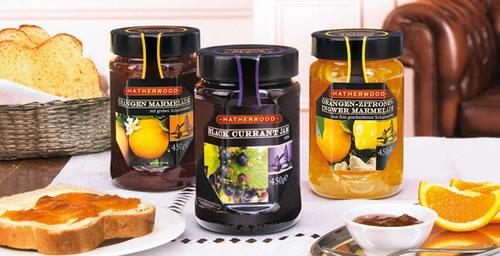 englische marmelade black currant jam schwarze johannisbeer konfit re extra 450 gramm. Black Bedroom Furniture Sets. Home Design Ideas