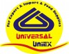 UNIVERSAL Co. For Export ,Import & Food Supplies UNIEX