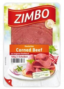 Zimbo Corned Beef 4063500163473