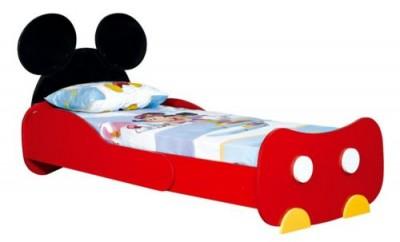 Alfemo · Walt Disney Mickey Mouse Bett mit Nachtisch/Kommode ...
