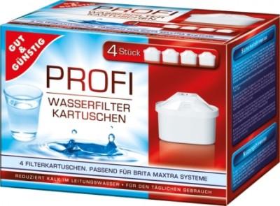 525139393ba538 Gut & Günstig (EDEKA) · Wasserfilterkartuschen Profi EDEKA Zentrale ...