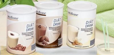 Multinorm Aldi Sud Diat Drink Mahlzeitenersatz Vanille 425