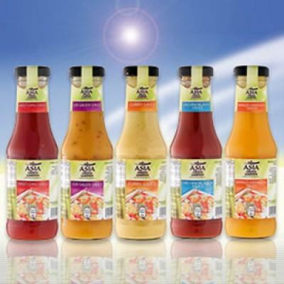 Delikato (Aldi) · Asia-Sauce Chili-Knoblauch, Würzig & pikant (300 ...