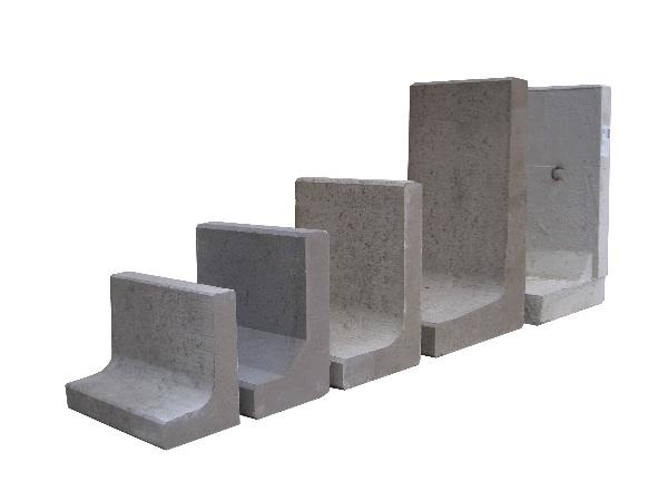 winkelstütze lws 10 gala-lusit-betonsteinwerke gmbh landschafts