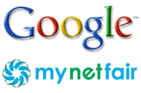 Google-mynetfair cooperation