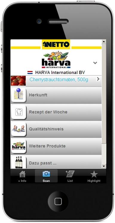 NETTO-Harva-Smartphone